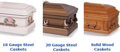 Buy caskets