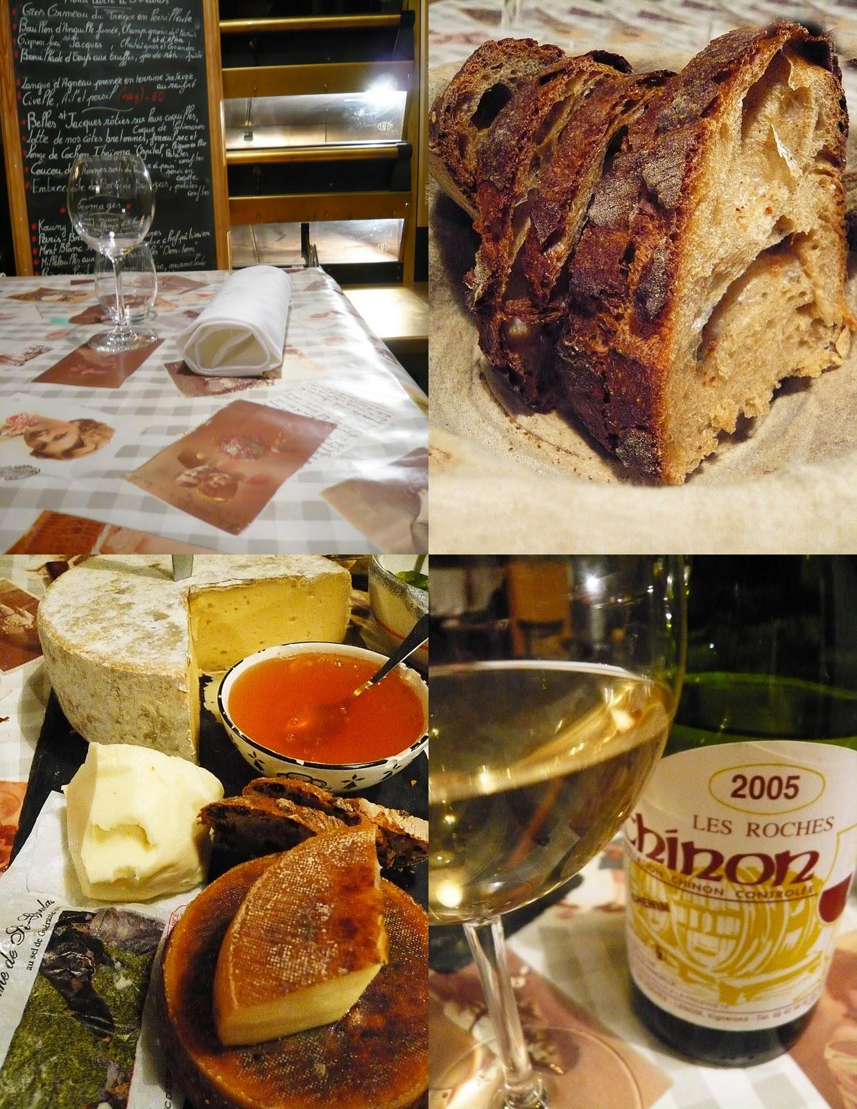 Restaurant Breton Paris  Ef Bf Bdme