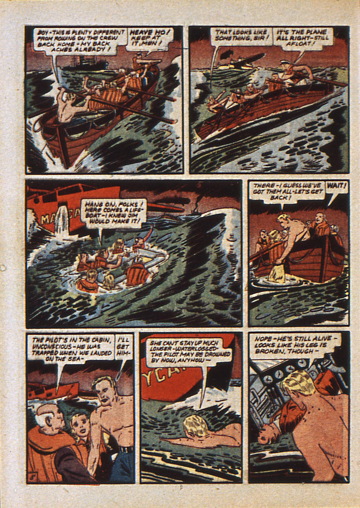Action Comics (1938) 14 Page 22