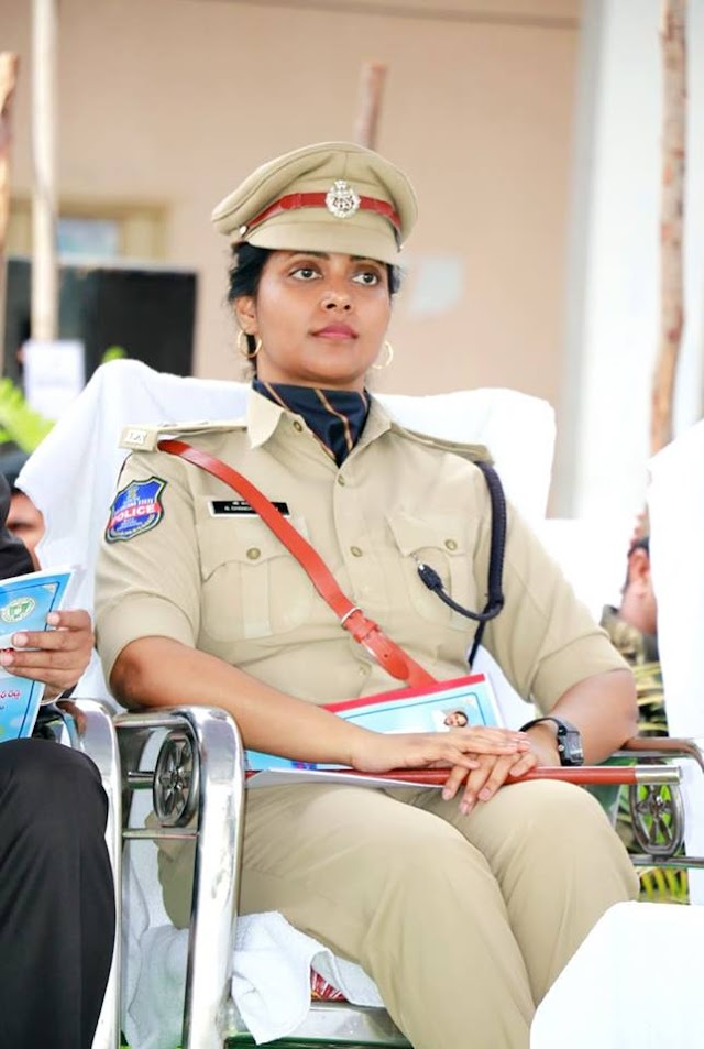 Chandana Deepti, IPS: Profile, Wiki, Age, Caste, Boyfriend and Family