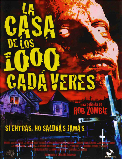 Ver 1000 cuerpos (House of 1000 Corpses) (2003) Online