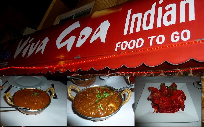 Enjoy Indian Food Viva Goa San Francisco
