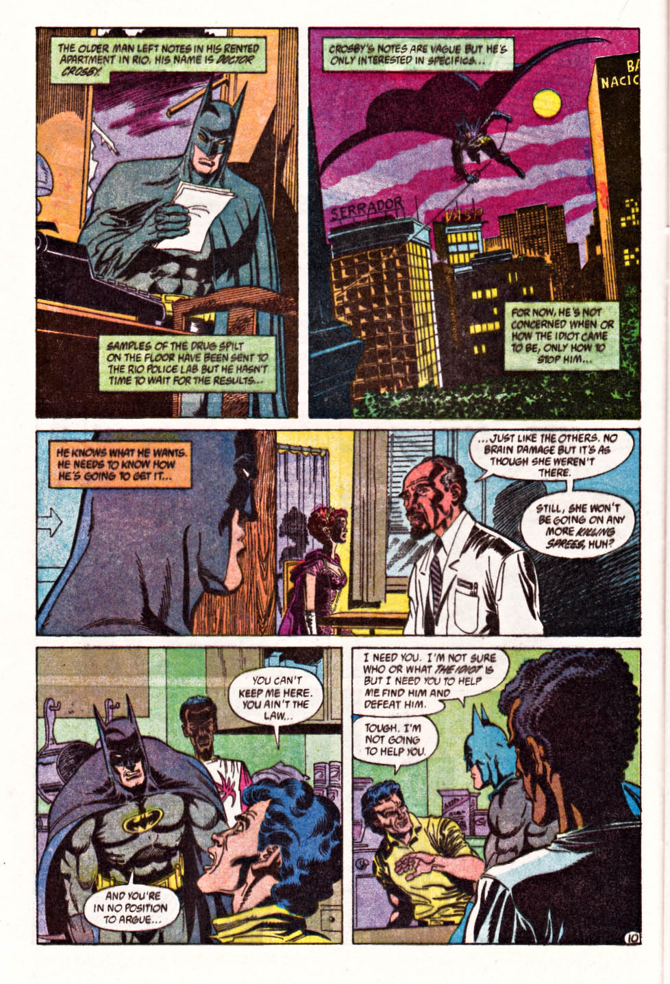 Detective Comics (1937) 639 Page 10