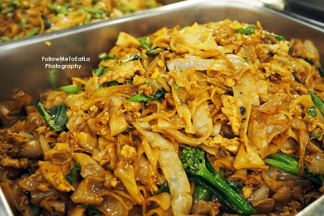 Stir Fried Flat Rice Noodle