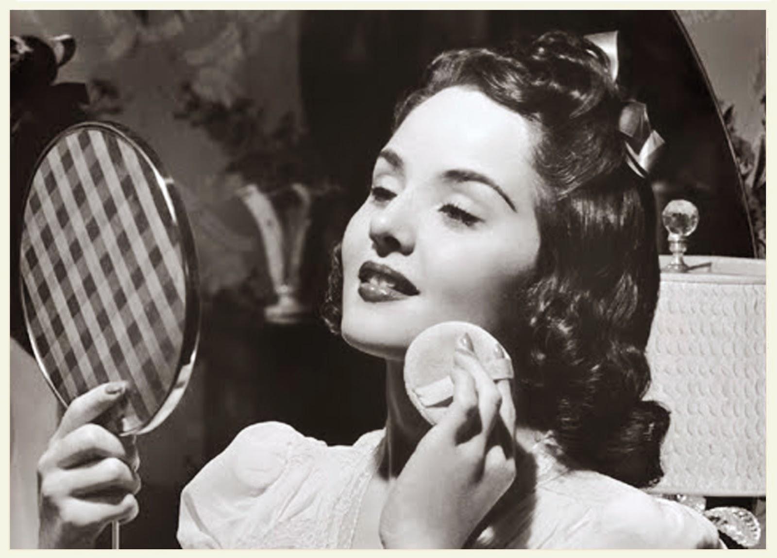 20 Tutoriais em vídeo de Maquiagem Vintage Inspired