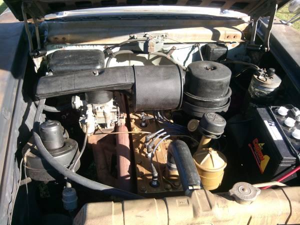 1954 Packard Cavalier Motor