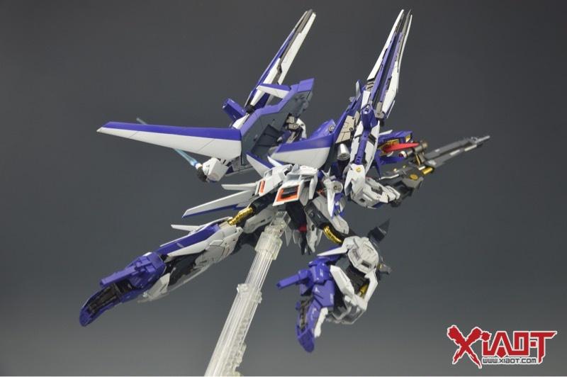 Custom Build: MG 1/100 Gundam Delta Kai [Resin Conversion