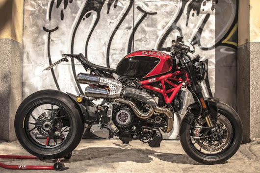 IL Padrino By Spain's XTR Pepo Redefines Custom Bikes Meaning