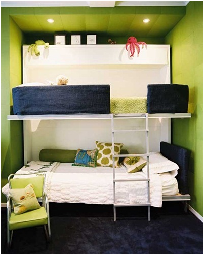 Bedrooms For Boys With Bunk Beds