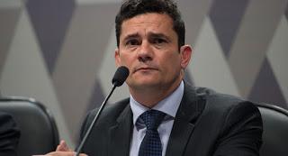 MINISTÉRIO DA JUSTIÇA OU STF: Moro diz que não descarta participar do governo Bolsonaro