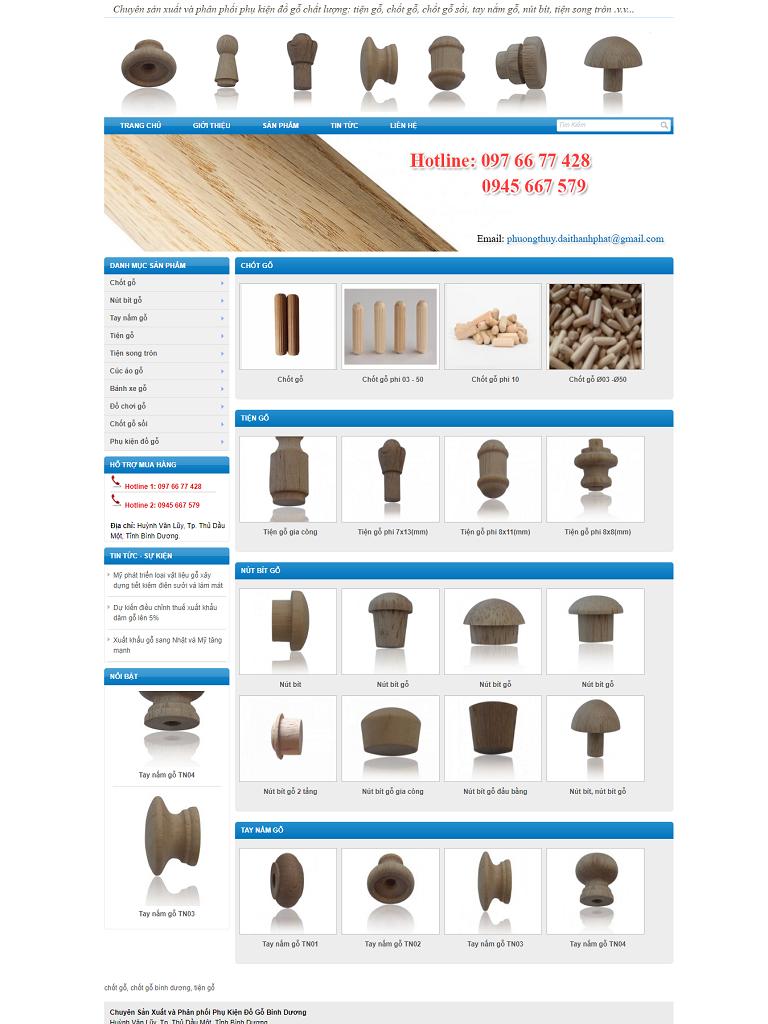 Dự án website tiengo.com.vn - Ảnh 1