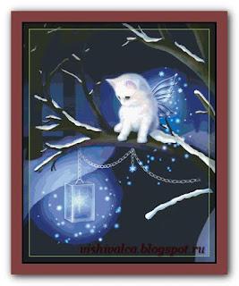 """HAED HAEDMED122 """"Snowflake Fairy Tail"""""""