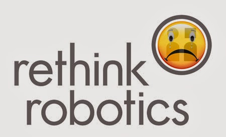 Rethink Robotics is downsizing - The Robot Report