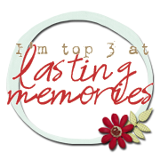 I'm Top 3 at Lasting Memories