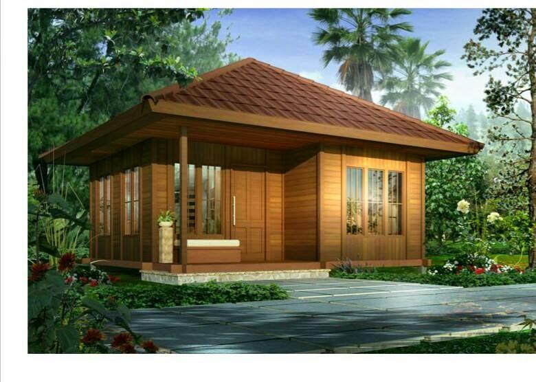 Rumah Kayu Adat Palembang
