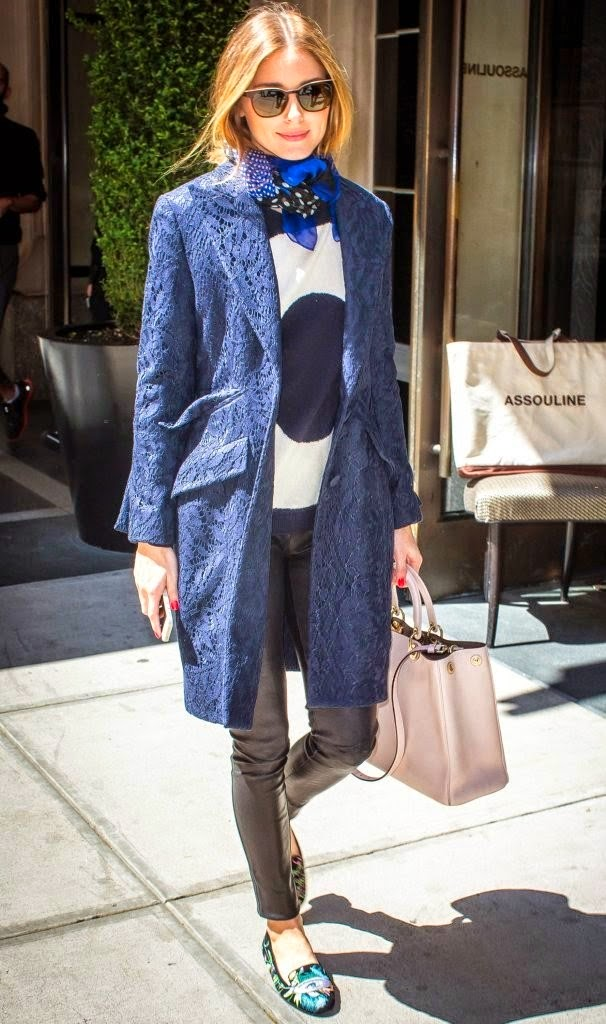 cddfa4ceafd Dusty Petals: OLIVIA PALERMO, STREET STYLE QUEEN