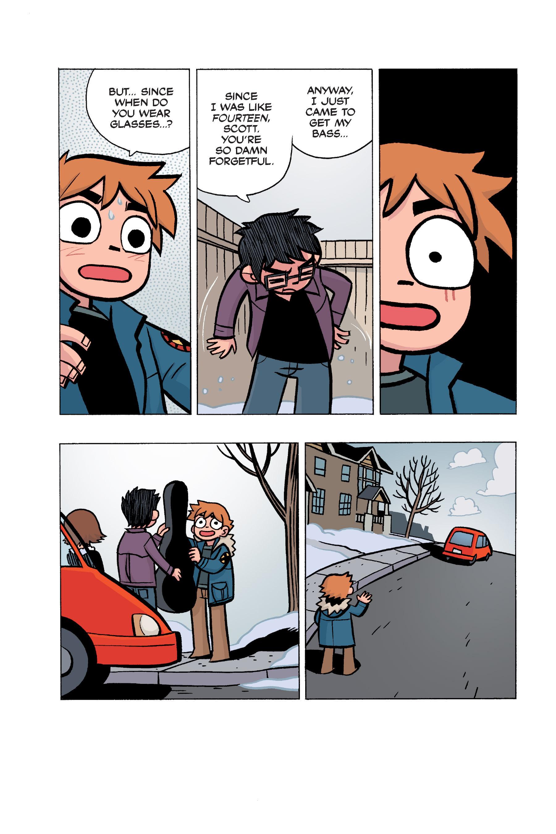 Read online Scott Pilgrim comic -  Issue #5 - 170