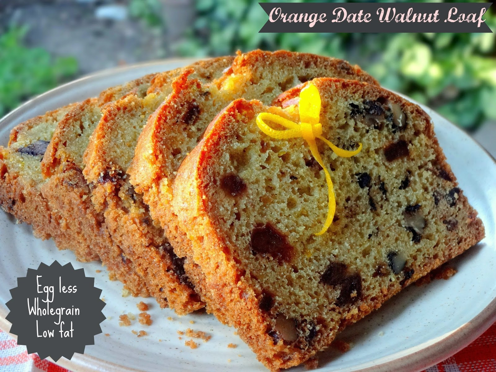 Low Calorie Loaf Cake Recipes: Egg Less, Wholegrain And Low Fat