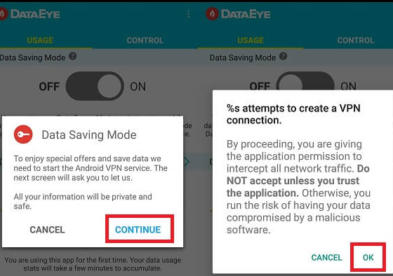 Begini Nih Cara Memblokir Data Seluler / WiFi Untuk Aplikasi Tertentu di Android 2