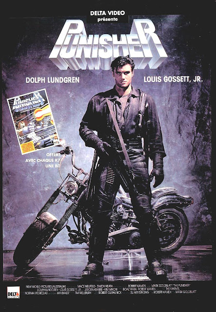 Dolph Lundgren - The Punisher (1989)
