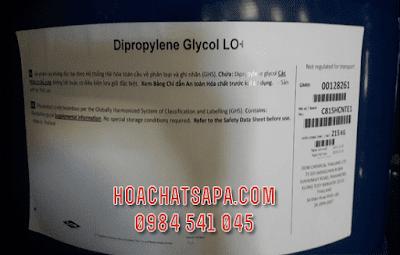 Dung môi Dipropylene Glycol DPG