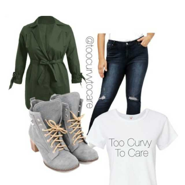 Get The Look | Shop Too Curvy To Care