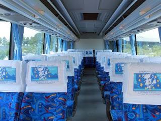 Harga Sewa Bus Symphonie, Sewa Bus Symphonie