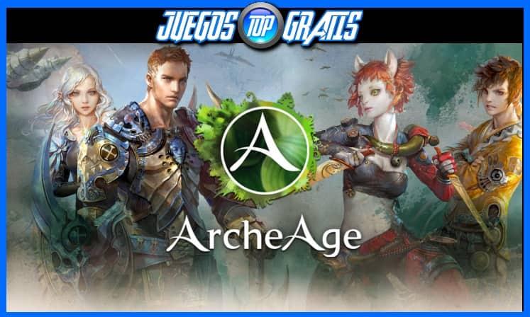 Descargar ArcheAge
