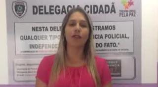Delegada fala sobre prisão de homem no município Baraúna acusado de pedofilia; veja vídeo