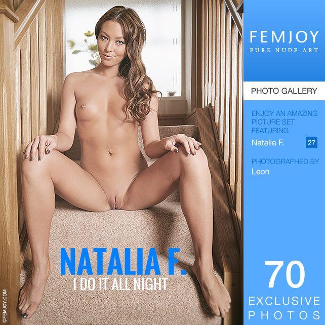 FemJoy - Natalia F. - I Do It All Night femjoy 08200