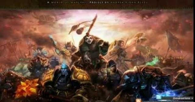 WoW The Battleground AI 12 Maps Warcraft 3 AI