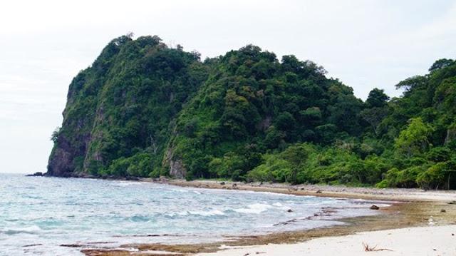 trip pulau sangiang banten