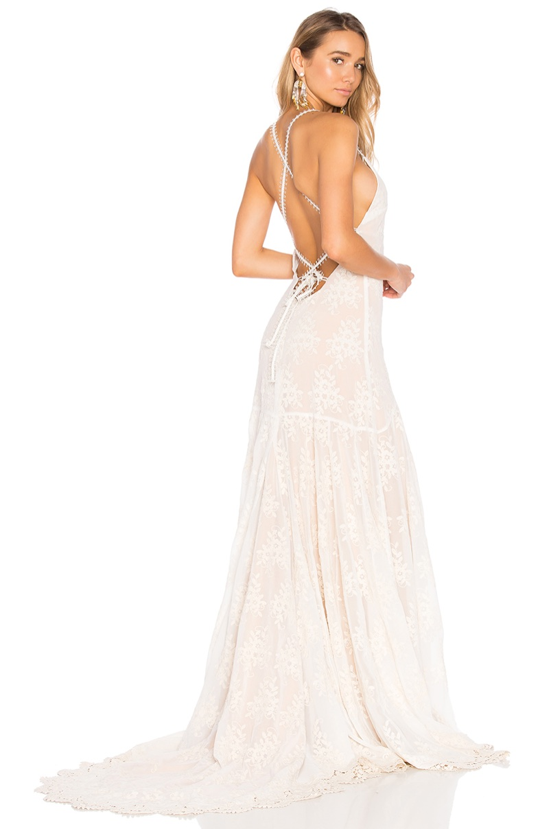 Daughters of Simone x REVOLVE 'Shane' Gown