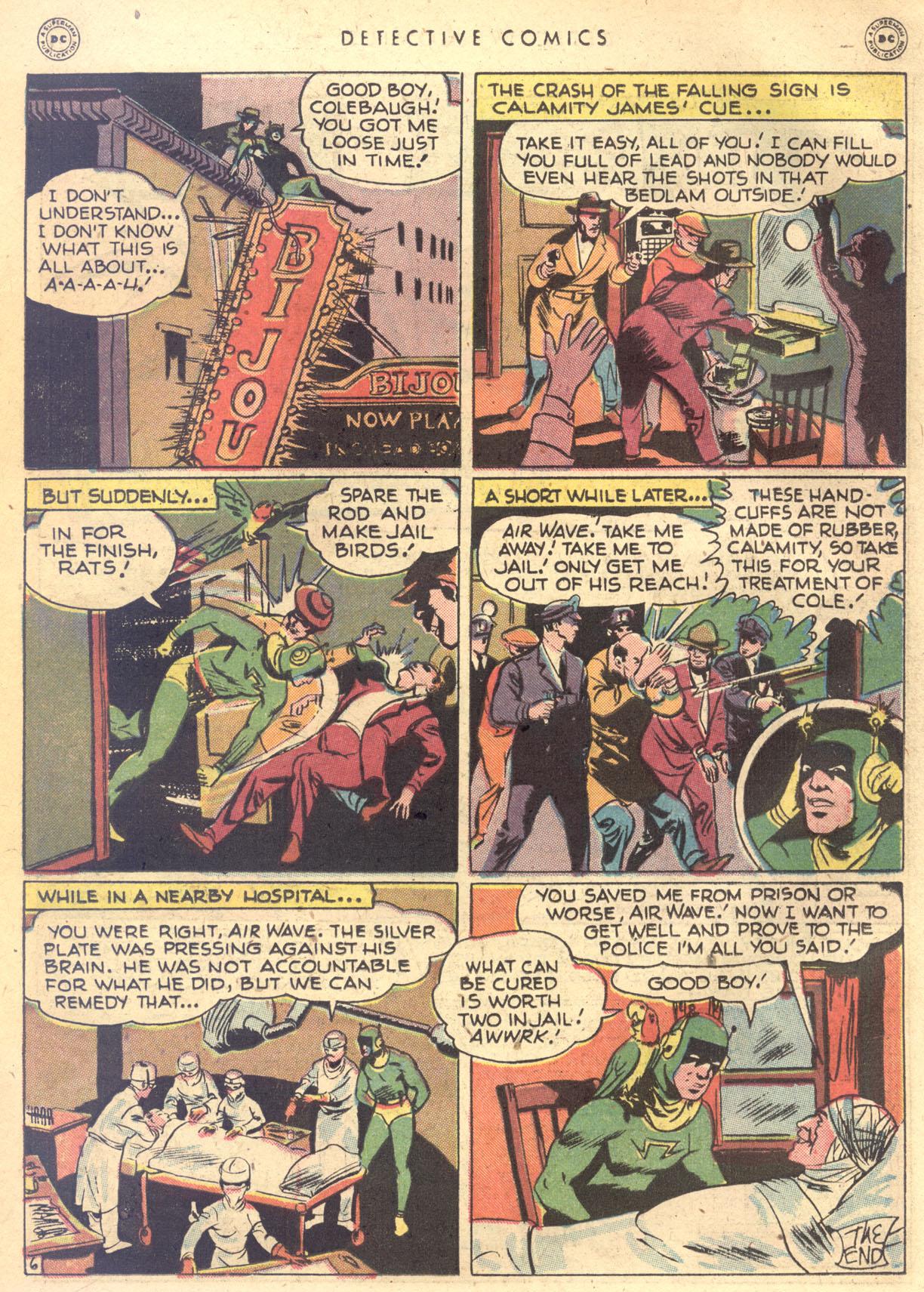 Read online Detective Comics (1937) comic -  Issue #134 - 29