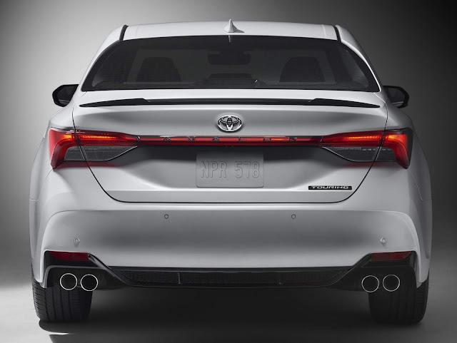 Novo Toyota Avalon 2019
