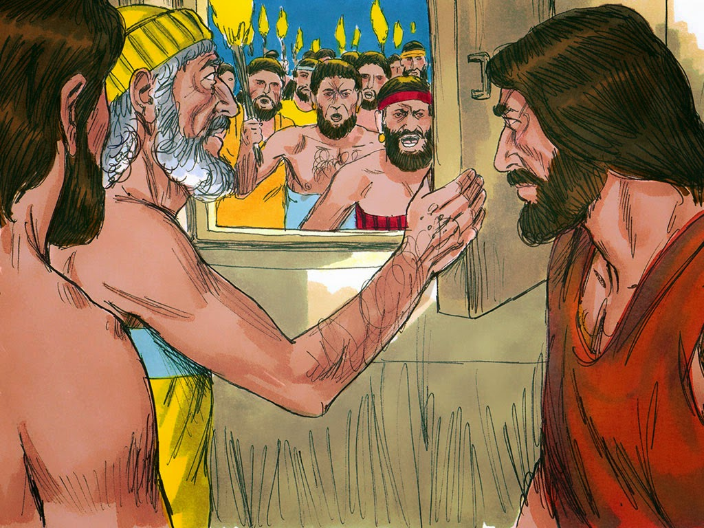 Sodom and gomorrah homosexuality a sin