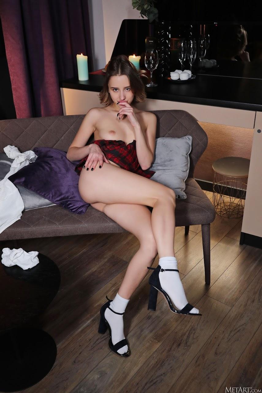 [Met-Art] Vetra - Class Flirt sexy girls image jav