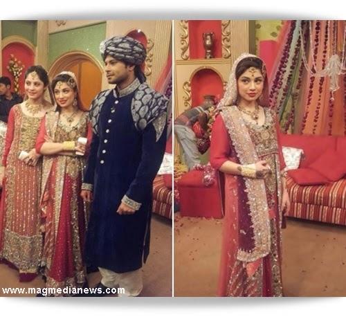 Pakistani Celebrity Sidra Batool Casual Family Unseen