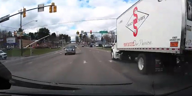Mybeerbuzz .com Presents Cars Stop Fast…Big Trucks #Not (Video)