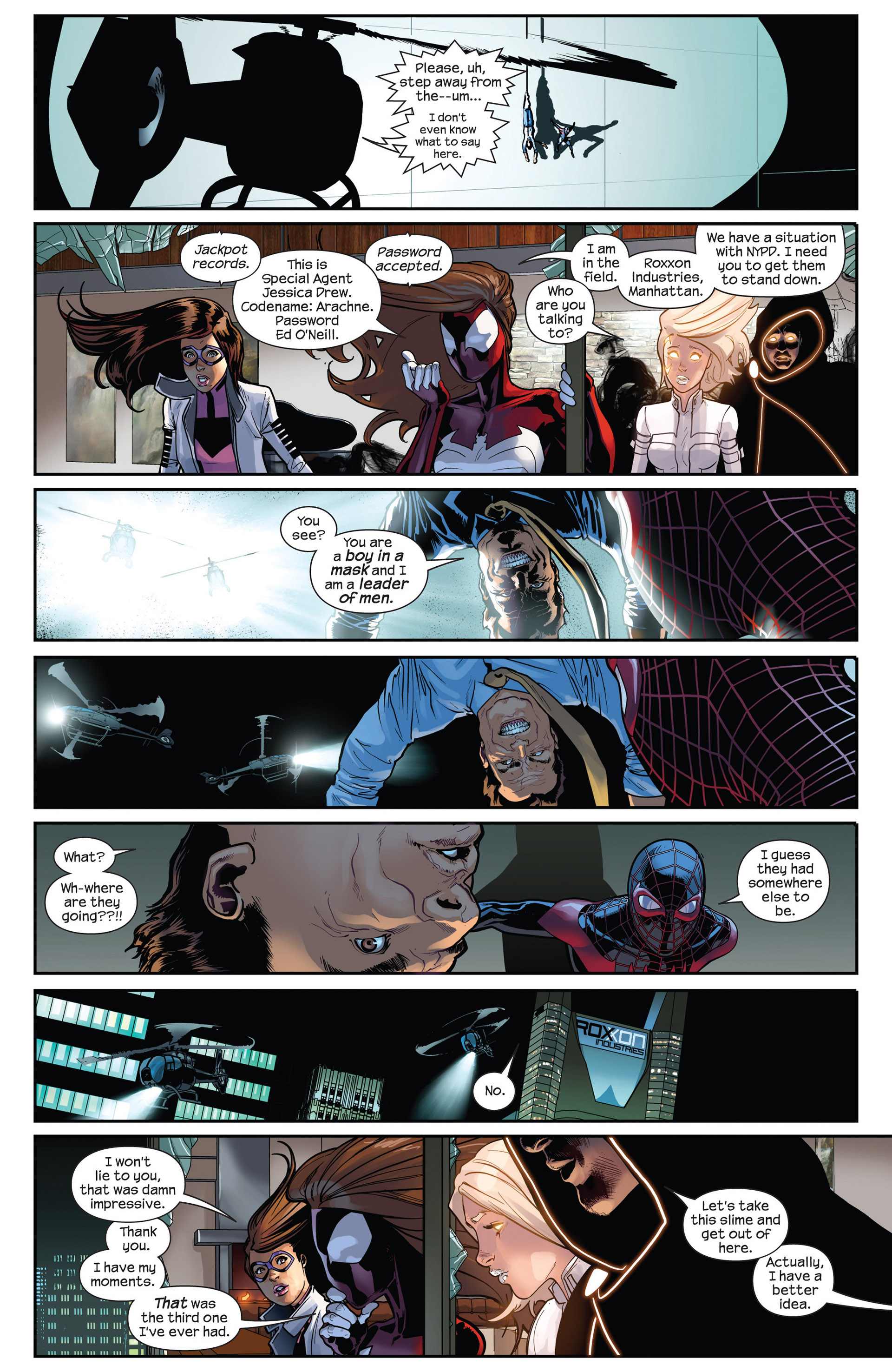 Read online Ultimate Comics Spider-Man (2011) comic -  Issue #28 - 12