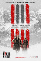 the hateful eight poster the hangman the prisoner