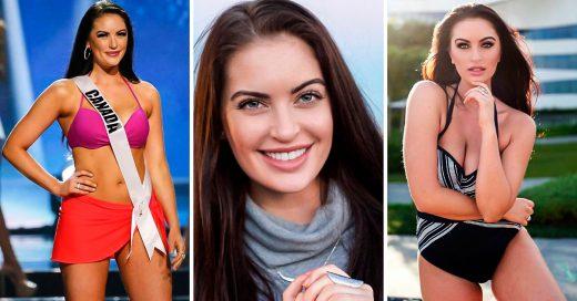 Miss Canadá rompió estereotipos a pesar de ser criticada
