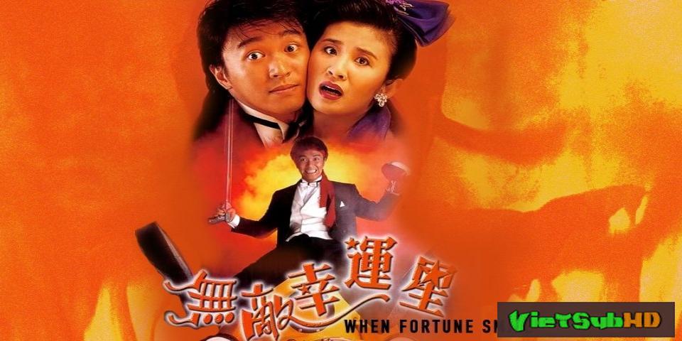 Phim Vận May Mỉm Cười Lồng tiếng HD | When Fortune Smiles 1990