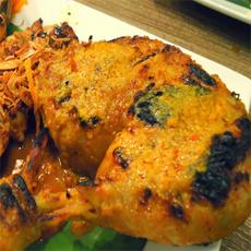 masakan minangkanau ini sering kita jumpai di restoran padang Resep Ayam Bakar Padang Sederhana ENAK