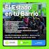 """""""El Estado en tu Barrio"""" estará del martes 28 al viernes 31 en el Barrio La Paz"""