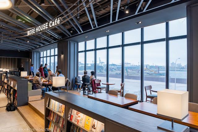 MG 8577 - 熱血採訪│台中最新180度海景咖啡,下午時刻人潮多,舒芙蕾要等半小時的ROSE HOUSE CAFE