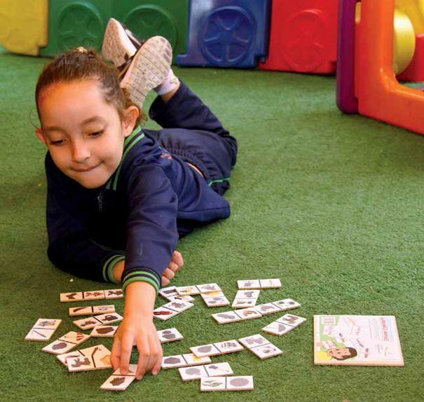 JOGOS DE TABULEIRO NA EDUCAÇÃO INFANTIL