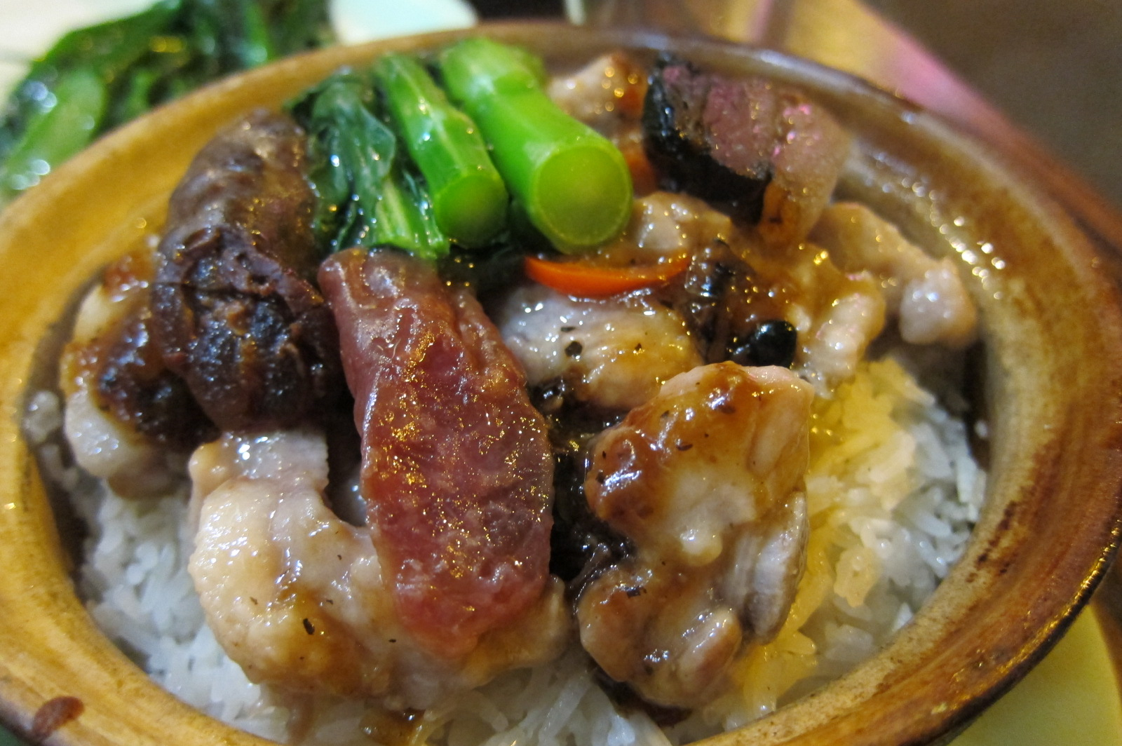 Your glorious lunch this winter lucy loves to eat claypot rice hong kongg forumfinder Image collections