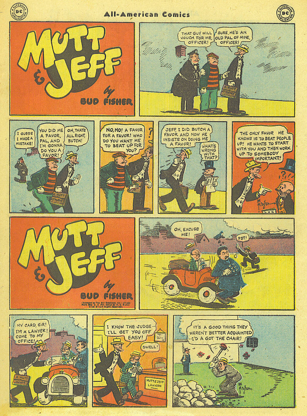 Read online All-American Comics (1939) comic -  Issue #83 - 8
