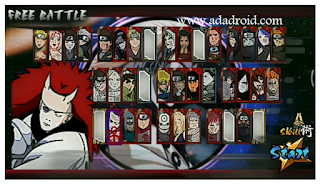 Naruto Senki Mod The Last Blood